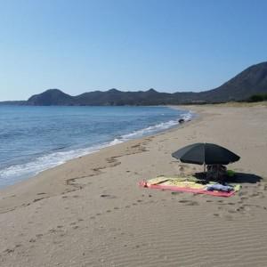 Spiaggia Feraxi (Sardegna)