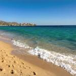 Spiaggia Geremeas