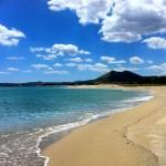 Spiaggia Iscraios