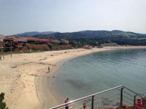 Spiaggia Isola Rossa