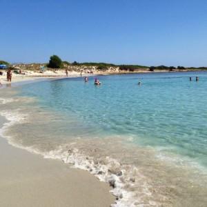 Spiaggia Isuledda