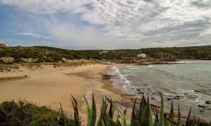 Spiaggia La Caletta (Isola di San Pietro)
