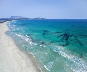 Spiaggia La Cinta nord