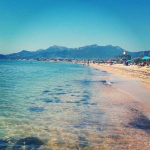 Spiaggia La Maddalena (Capoterra)