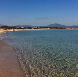 Spiaggia Le Saline (Olbia)