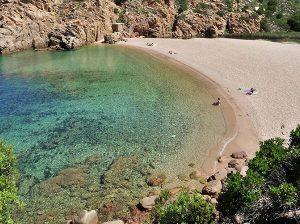 Spiaggia Li Cossi (Costa Paradiso)