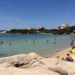Spiaggia Li Mucchi Bianchi (Baja Sardinia)