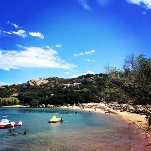 Spiaggia Liscia di Vacca (Sardegna)