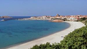 Spiaggia Longa (Isola Rossa)