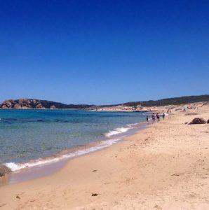 Spiaggia Lu Litarroni (Sardegna)