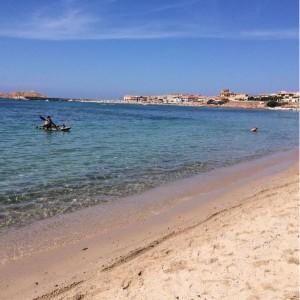 Spiaggia Lunga (Isola Rossa)