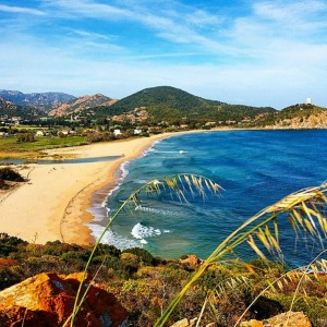 Spiaggia Monte Cogoni