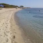 Spiaggia Orvile