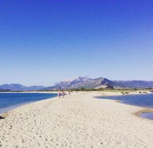 Spiaggia Orvile (Posada)