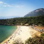 Spiaggia Osalla di Dorgali