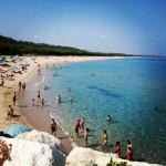 Spiaggia Osalla di Orosei