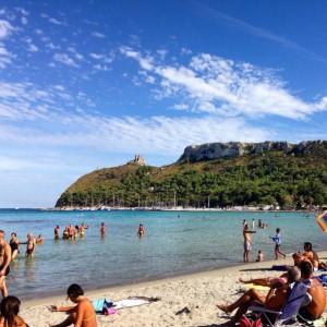 Spiaggia Poetto (Cagliari)