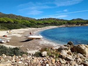 Spiaggia Porto Pirastu (Capo Ferrato)