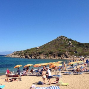 Spiaggia Porto Quadro