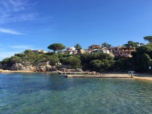 Spiaggia Porto Rafael (Palau)