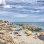 Spiaggia Punta Santa Giusta