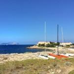 Spiaggia Punta delle Saline (Olbia)