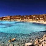Spiaggia Rena di La Colba