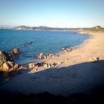 Spiaggia Rena di Matteu