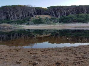 Spiaggia Riu di Li Saldi (Vignola Mare)