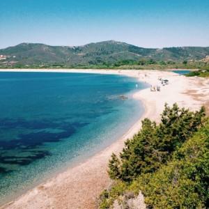 Spiaggia S'Acqua Durci