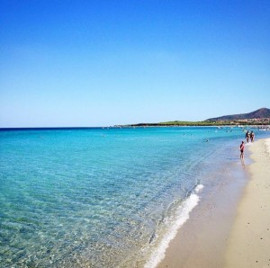 Spiaggia Salamaghe