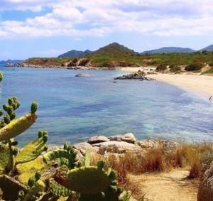 Spiaggia Sant'Elmo (Sardegna)