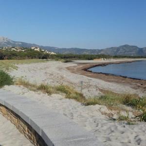 Spiaggia Santa Lucia