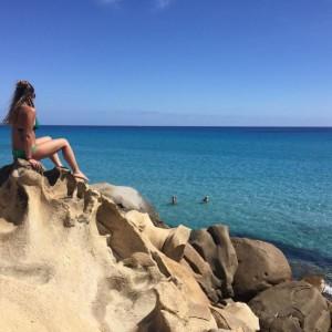 Spiaggia Simius (Sardegna)