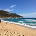 Spiaggia Solanas (Sardegna)