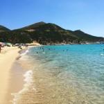 Spiaggia Solanas (Sinnai)