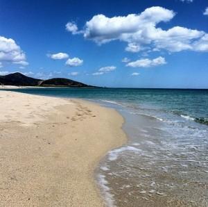 Spiaggia Sos Iscraios