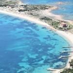 Spiaggia Spalmatore di Terra (Tavolara)