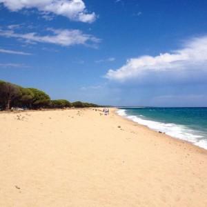 Spiaggia Su Barone