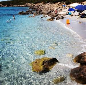 Spiaggia Su Portu de Su Trigu