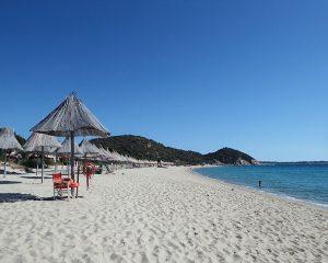 Spiaggia Villaggio Mandorli