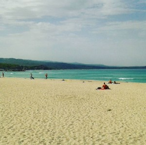 Spiaggia de La Paddaccia