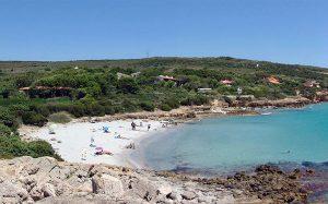 Spiaggia dei Francesi (Porto Pineddu)