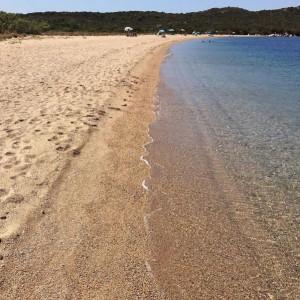 Spiaggia del Liscia
