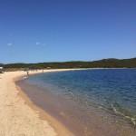 Spiaggia del Liscia (Palau)