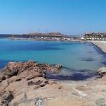Spiaggia del Porto di Isola Rossa