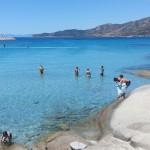 Spiaggia del Riso (Sardegna)
