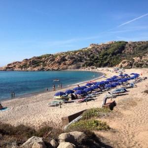 Spiaggia della Piana (Aglientu)
