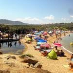 Spiaggia della Sciumara o Rada di Mezzo Schifo