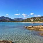 Spiaggia di Campulongu (Sardegna)